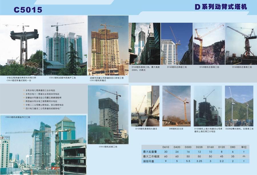 Tower Crane / Hoists