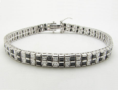 Cubic Zirconia Bracelet (Кубический цирконий браслет)