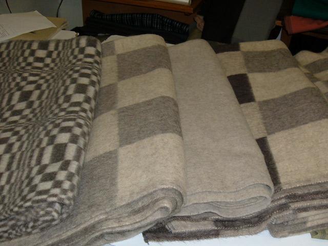 Woolen Blanket (Wolldecke)