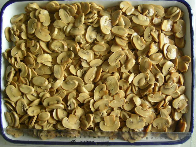 Canned Mushroom (Les conserves de champignons)