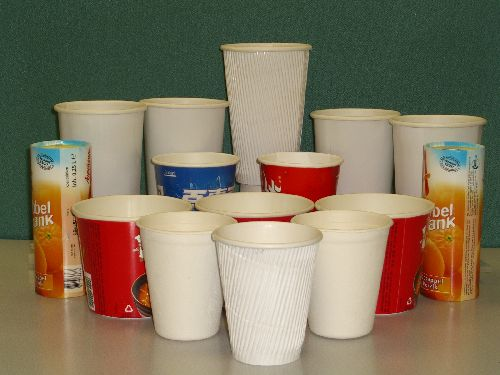 Paper Cup Double-Wall