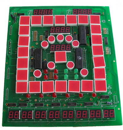 Hell Fire IC board (Ад IC совет)