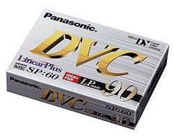 Panasonic DV Tape