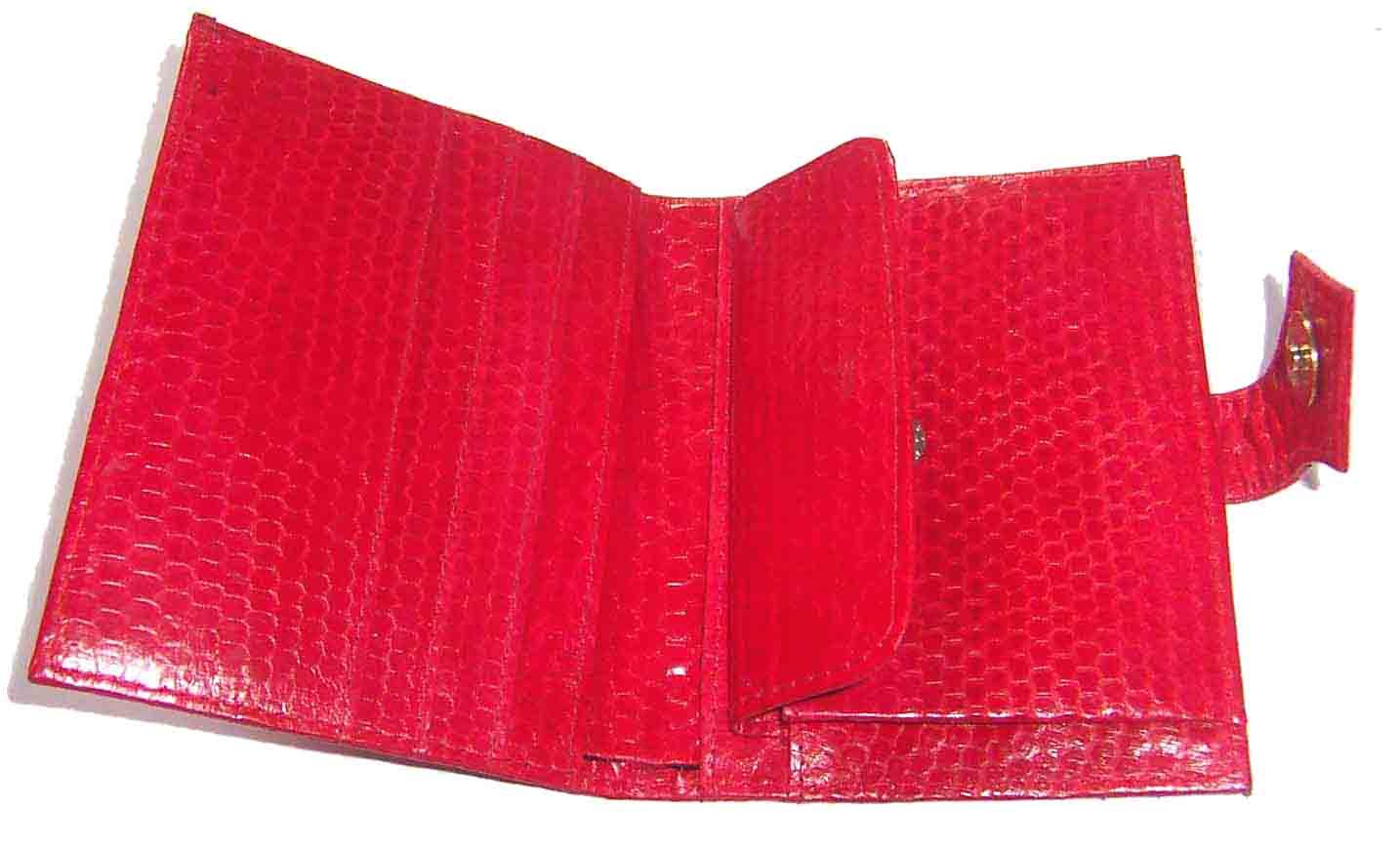 Snake Skin Wallet (Snake Skin Бумажник)