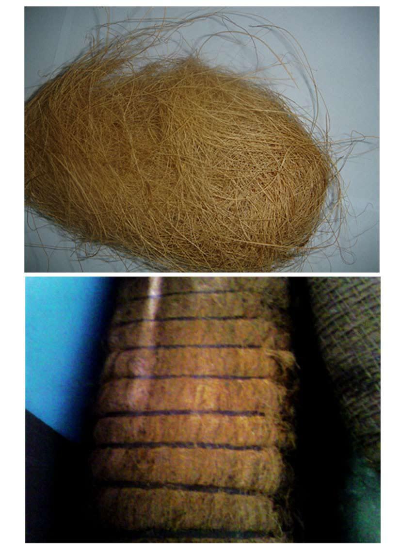 Coconut Fiber, Palm Fiber (Кокосовое волокно, Palm Fiber)