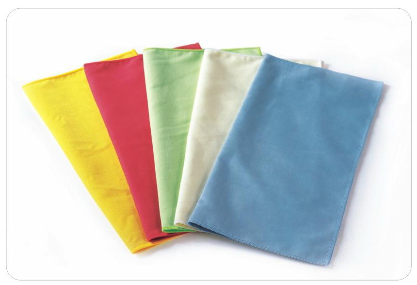 Suede Microfiber Cleaning Cloth