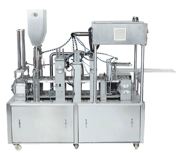Full Automat Liquid Filling & Sealing Machine (Полное Автомат гидрозаполнением & запайки)