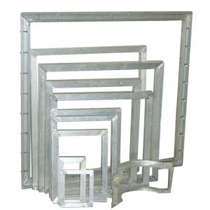 Aluminium Screen Frame (Aluminium Screen Frame)