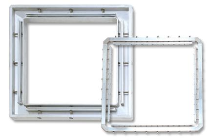 Aluminium Frame (Алюминиевая рама)