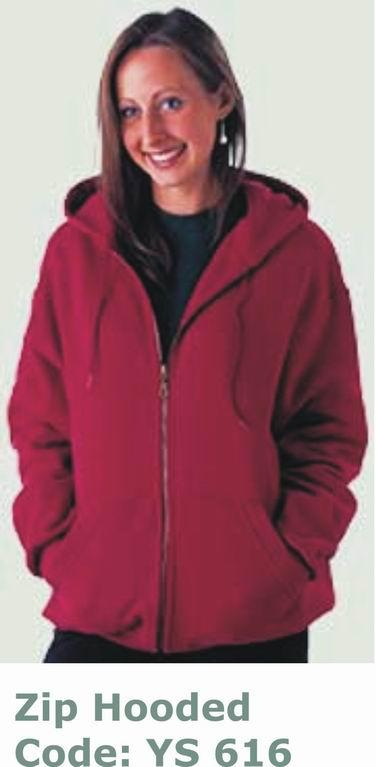 Hooded Sweat Shirt (Серый свитер)