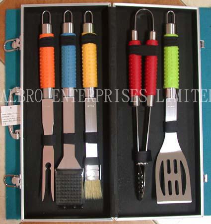 BBQ Tool Sets (Барбекю наборы инструментов)