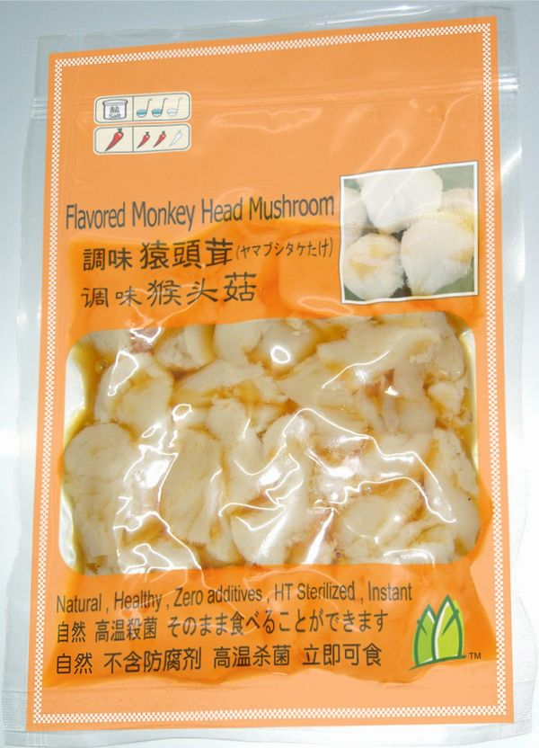Flavored Monkey Head Mushroom (Flavored Monkey coup de poing)