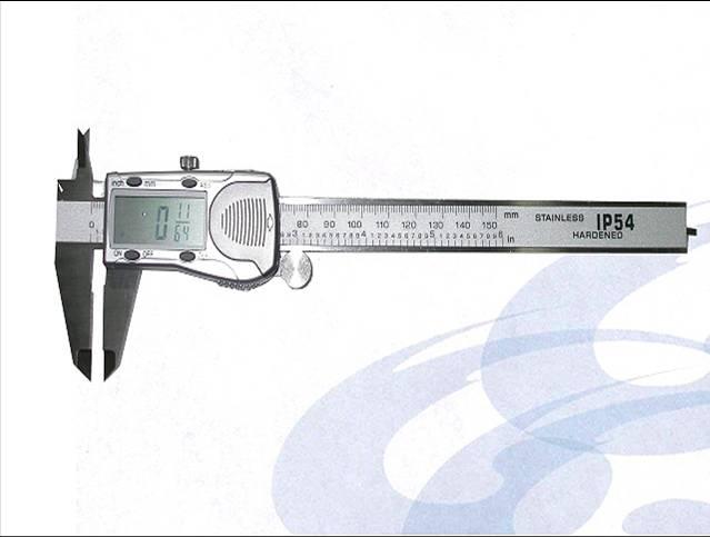 6 / 150mm Digital Caliper (6 / 150mm Digital Messschieber)