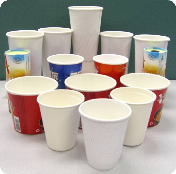 Double - Wall Paper Cup (20oz)