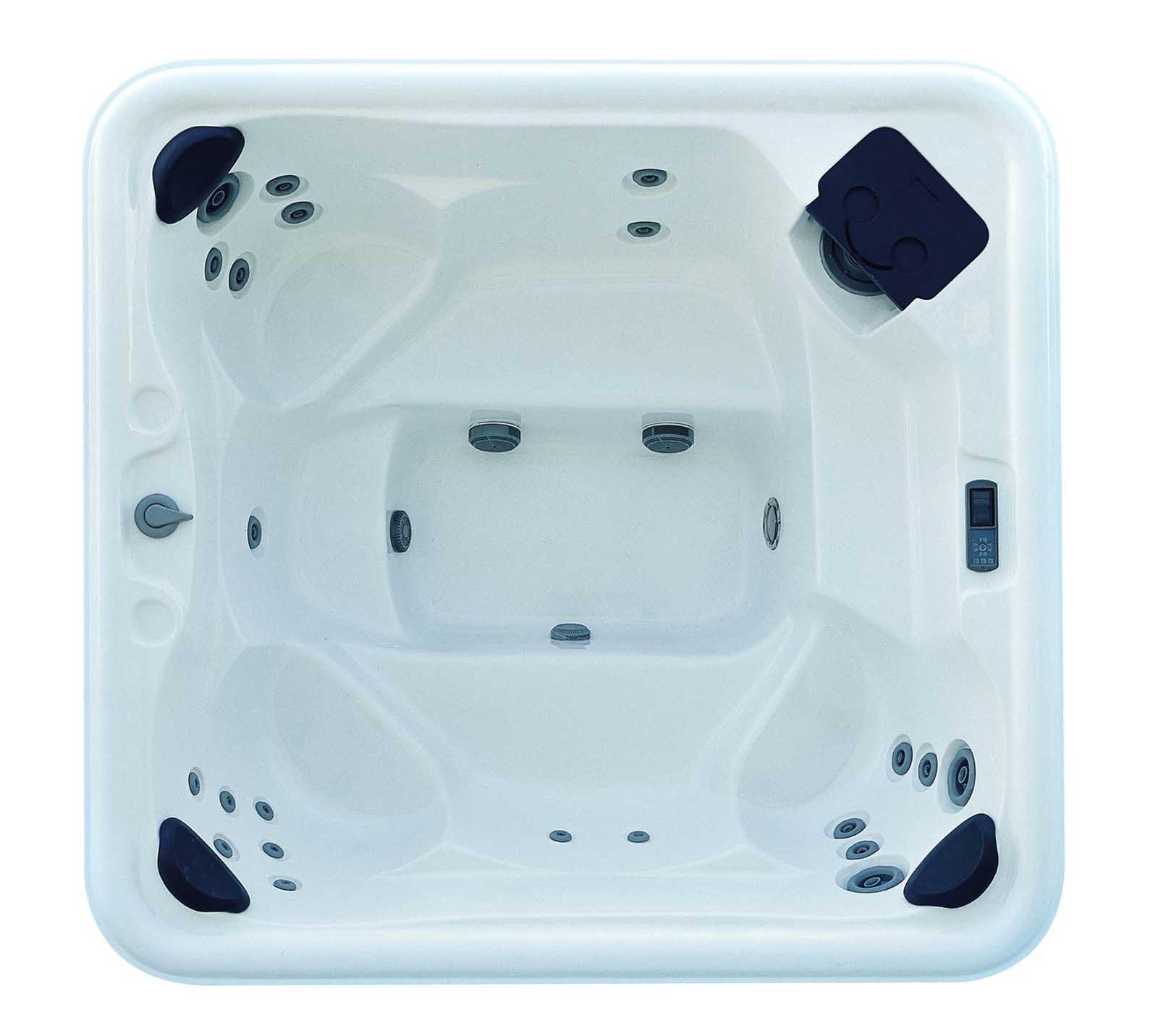 Outdoor Spa Whirlpool Massage Bathtub (Открытый Спа Whirlpool массажные ванны)