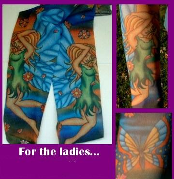Tattoo Sleeve (Тату рукава)