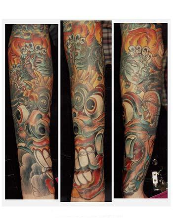 Tattoo Sleeve ( Tattoo Sleeve)