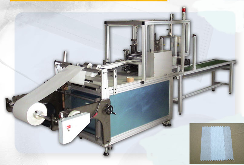 Nonwoven Products Making Machine (Нетканые Продукты Making M hine)