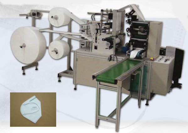 Duckbill Mask Making Machine (Утконос Маска Making M hine)