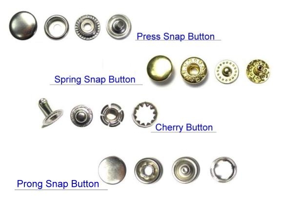 Как установить кнопку на одежду в домашних условиях схема - МАРЛИН