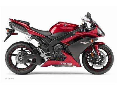 Yzfr1 2007 Motorcycles (Yzfr1 2007 Мотоциклы)