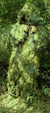 Ghillie Suit (Ghillie Suit)