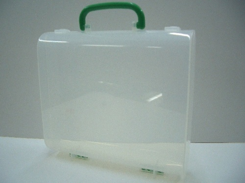 Plastic Case (Kunststoff-Gehäuse)