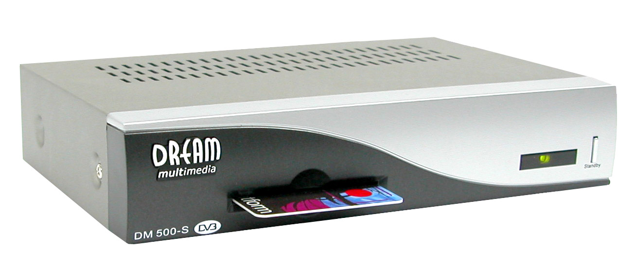Dreambox Dm-500s Satellite Receiver (Dreambox DM-500S Satellite Receiver)
