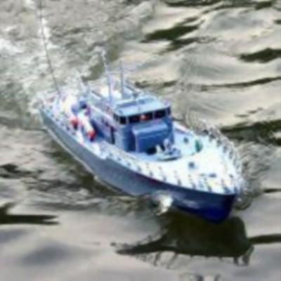 Radio-Controlled Warship (Радио-Контролируемая корабль)