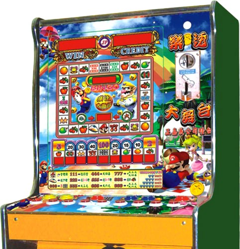 Tragamoneda Machine (Tragamoneda машины)