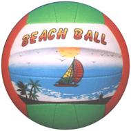 Beach balls (Пляжные мячи)