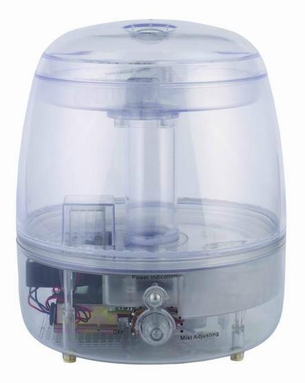 Transparent Ultrasonic Humidifier (3. 75l) (Прозрачные Ультразвуковой увлажнитель воздуха (3. 75L))