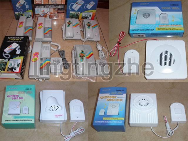 Wireless Doorbell, Intercom Doorbell, Talking Doorbell, Wireless Doorbell (Беспроводной дверной звонок, домофон дверь, дверной звонок Говорят, беспроводной дверной звонок)