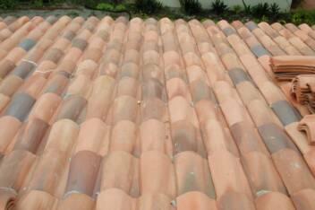 Artezanos Handmade Spanish S Roof Tile (Artezanos ручная испанский С крыши плитки)