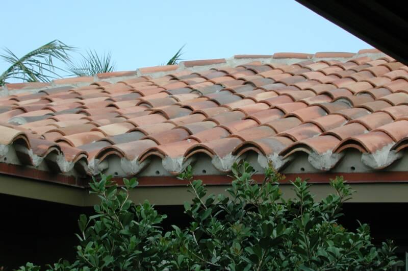 Artezanos Handmade Barrel Roof Tile (Artezanos ручной ствола крыши плитки)