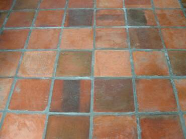 Artezanos High Fired 12x12x1 Handmade Terracotta Flooring (Artezanos Верховный Уволен 12x12x1 ручной Терракотовая Полы)