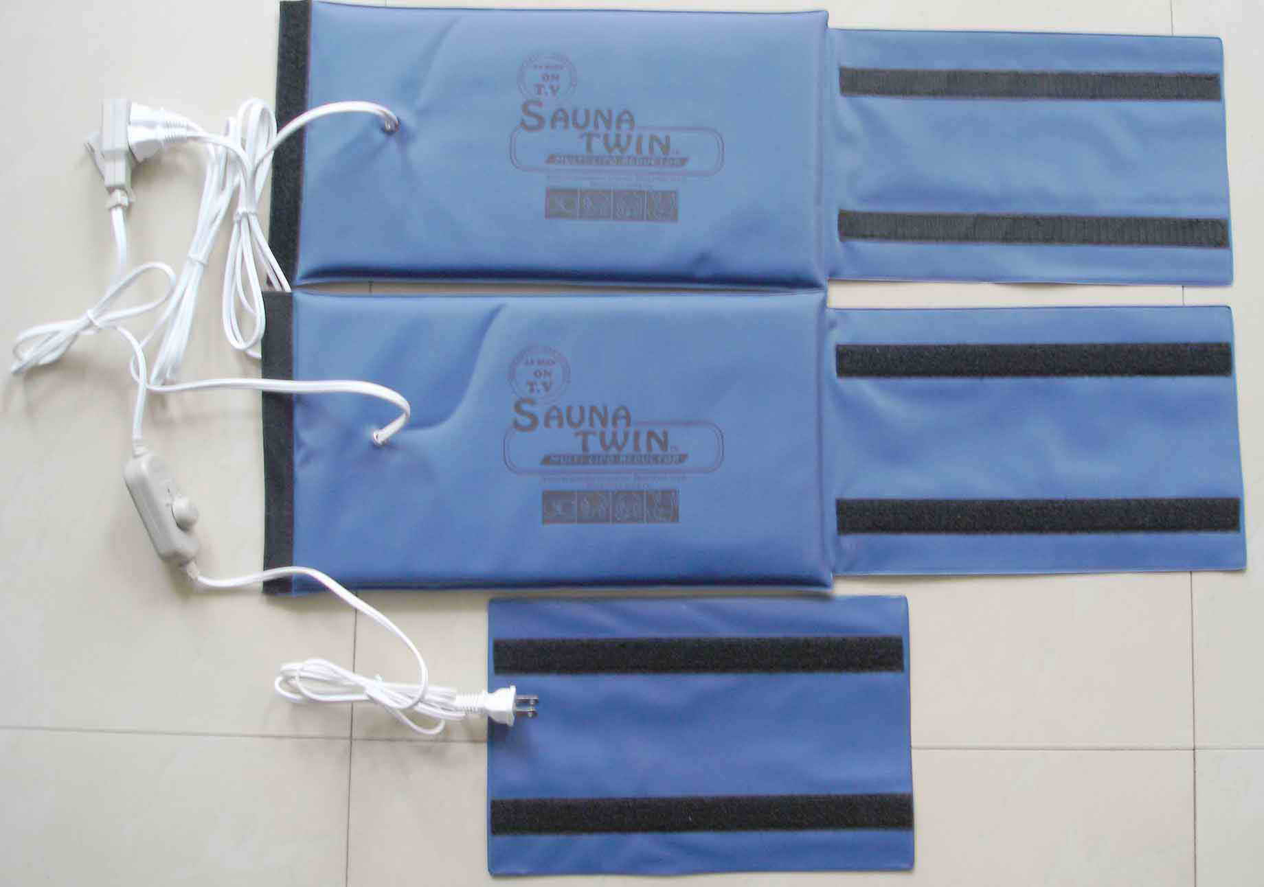 Sauna Twin Heating Pads For Slimming (Сауна Twin отопления площадок для похудения)