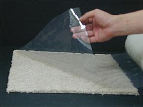 Carpet Protection Film Adhesive Tapes (Carpet защитной пленки клей ленты)
