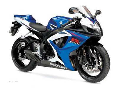 Gsxr750 Motorcycles (GSXR750 Motorräder)