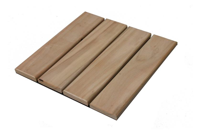 River Red Gum Floor Tile, Wide Slats (Река потница напольной плитки, Wide планки)