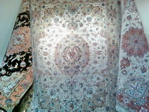 Silk Carpet Kilim (Шелковый ковер Килим)