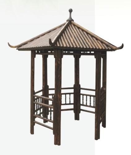 Wooden Pavilion (Деревянный павильон)