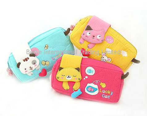 Lovely Animal Series (I) - Pencil Bag & Cosmetic Bags ()