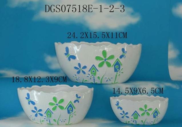 Ceramic Flower Pot (Керамический Горшок)