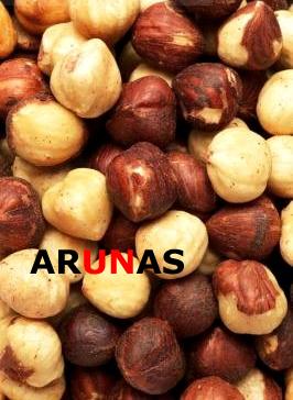 Hazelnuts (Орехи)
