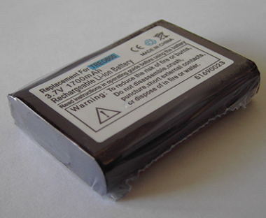 Battery For PDA (Аккумулятор для КПК)