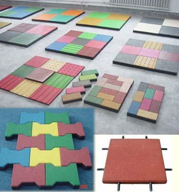 Rubber Tiles (Резиновое)