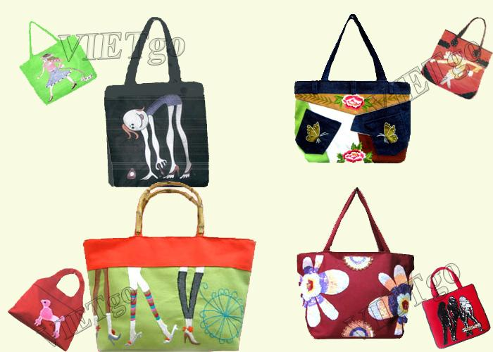 Embroidered Handbags For Ladies
