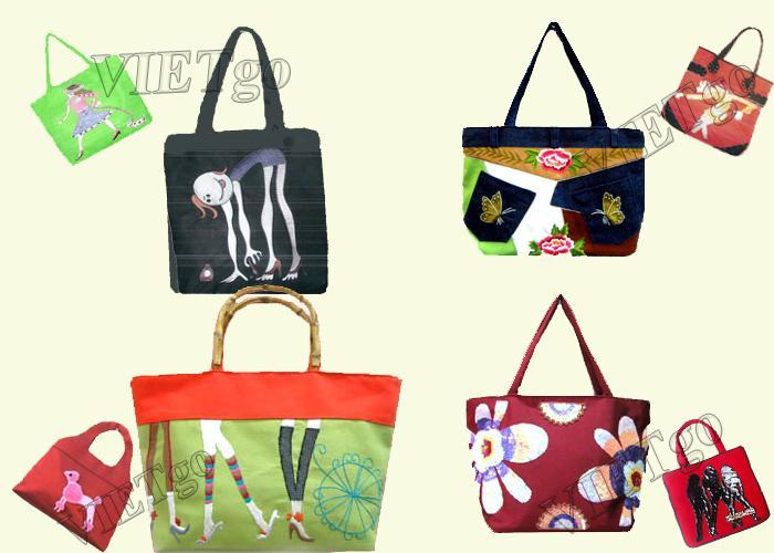 Embroidered Handbags For Ladies (Вышитые сумки для дам)