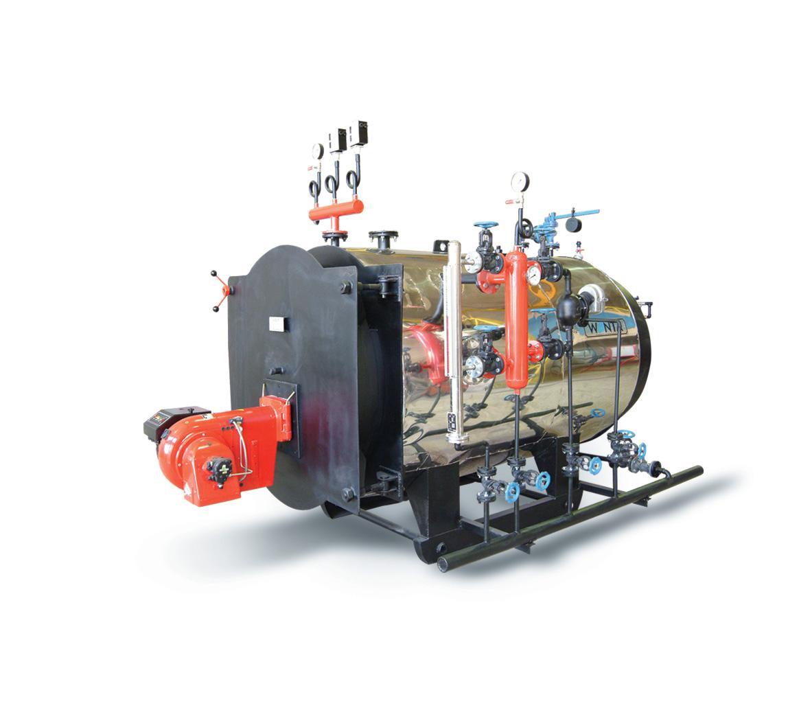 Mechatronic Steam Generator (Мехатроника Парогенератор)